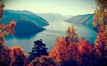 Горный Алтай, Телецкое озеро