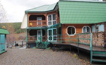 Алтайские турбазы и базы