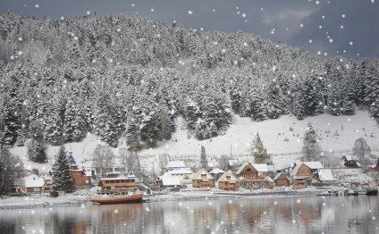 Зимние красоты Горного Алтая