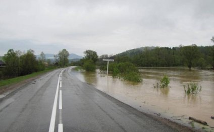 Наводнение в селе Советском