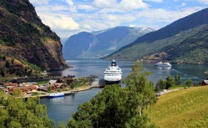 Туры на норвежские фьорды