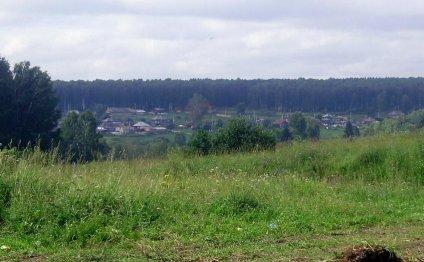 Алтай : Село Залесово