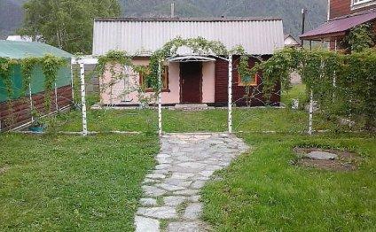 Горный Алтай : Базы в Чемале