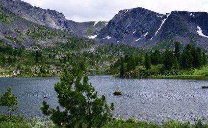 Алтай, Каракольские озера