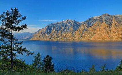 Горный Алтай : Телецкое озеро