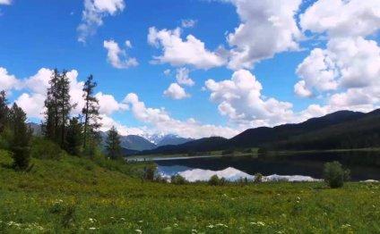 Каракольские озера в Горном