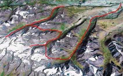 Горный Алтай : Ледники и озера