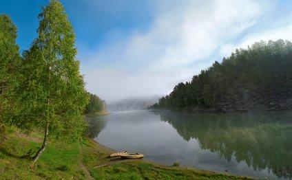 МИР Горного Алтая - Река