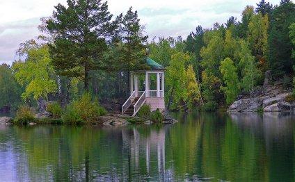 Горный Алтай: озеро Ая