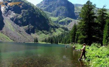 Рыбалка на Алтае не сравнится