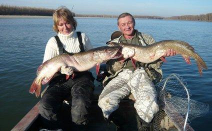 Рыбалка в Сузуне на реке Обь и
